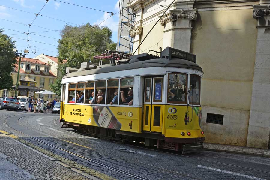 ths lisbon another tram