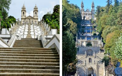 Braga and Lamego steps