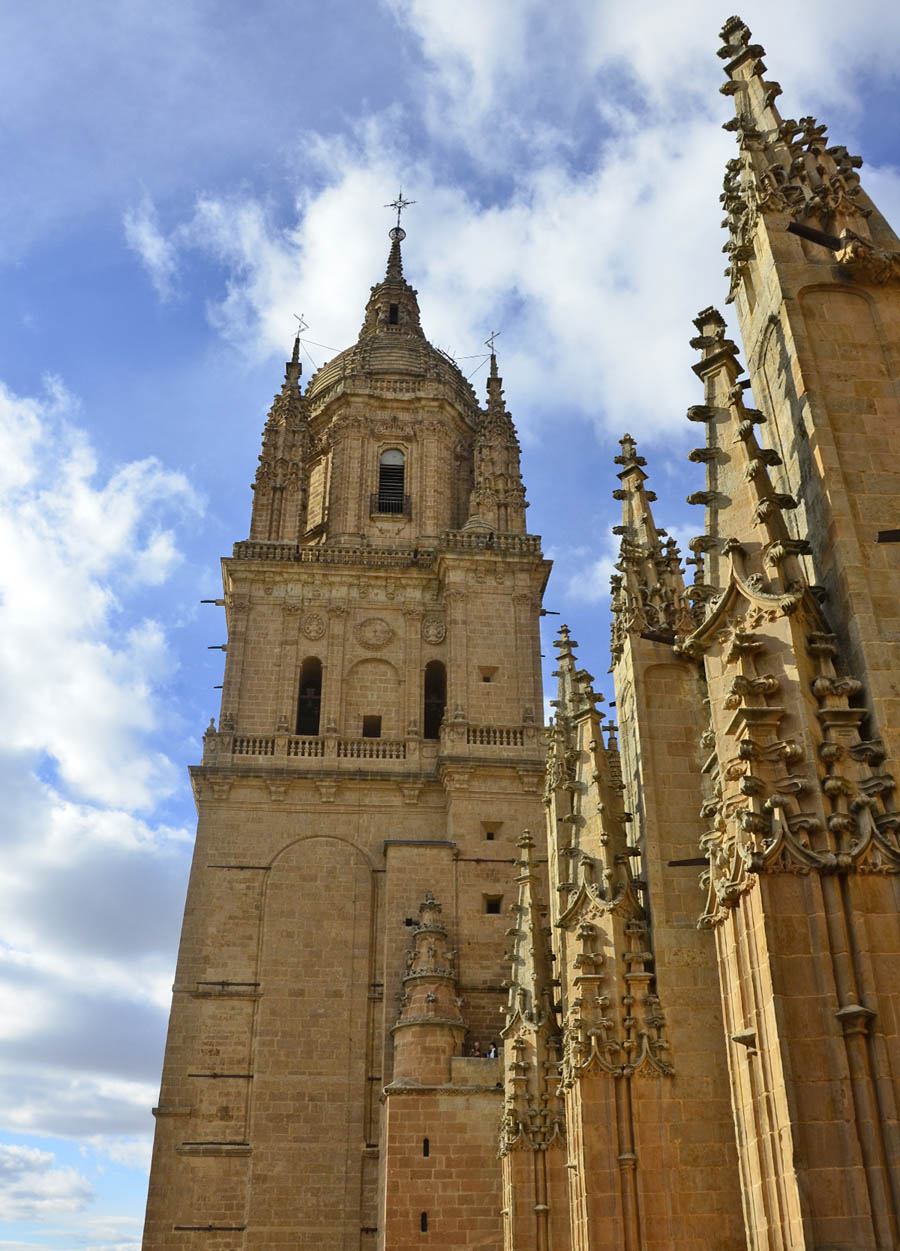 Salamanca Cathedral - Bell tower